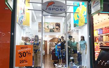 Shopping Pq. Dom Pedro
